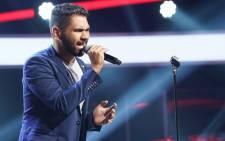 Craig Lucas. Picture: The Voice SA.