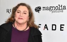 "FILE: Kathleen Turner attends the ""In the Fade"" New York Premiere at the Museum of Modern Art on 4 December 2017 in New York City. Picture: Getty Images/AFP"