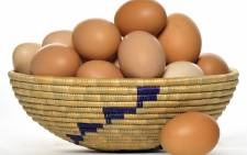 FILE: Eggs are considered to be low in carbs and can form part of a ketogenic diet. Picture: EWN
