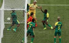 Banyana Banyana lost 1-0 in their first officials Rio Olympics to Sweden on 3 August 2016 in Rio de Janeiro. Picture: Facebook.