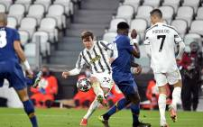 Juventus crashed out of the Champions League on 9 March 2021 after losing to 10-man Porto on away goals despite winning the second leg 3-2 in Turin, Italy. Picture: @juventusfc/Twitter.