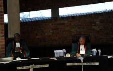 The JSC is expected to have to deal with political hot potatoes when it starts to interview five candidates for a vacancy in the Constitutional Court on Friday. Picture: SAPA