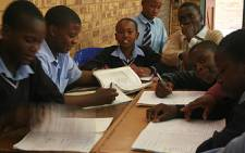 School children in class at Ikusasa Combined School in Tembisa. Picture: Taurai Maduna/Eyewitness News