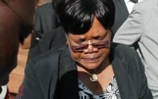 Zimbabwe's vice president Joice Mujuru. Picture: AFP.