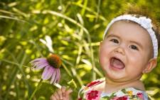 Baby laughing. Picture: Freeimages.co.za