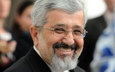 Iranian Ambassador to the International Atomic Energy Agency Ali Asghar Soltanieh. Picture: AFP.
