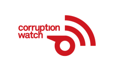 Corruption Watch logo. Picture: Corruption Watch.