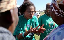 Agang Leader urged South Africans not to squander their vote in the upcoming elections. Picture: EWN