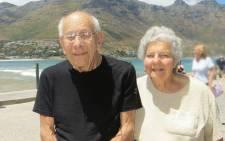Rosalie Bloch and her husband Aubrey Jackson were murdered in their Rosebank home. Picture: Facebook.com