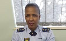 Benoni cluster commander brigadier Vuyokazi Ndebele. Picture: Benoni City Times.