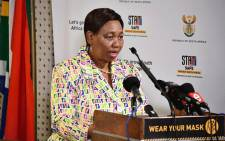 FILE: Basic Education Minister Angie Motshekga. Picture: GCIS.