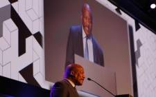 ANC chief whip Jackson Mthembu at The Gathering: Media Edition at the Cape Town International Convention Centre on 3 August 2017. Picture: Bertram Malgas/EWN
