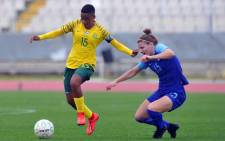 Banyana Banyana kicked of their Cyprus campaign with a pulsating 2-2 draw against Finland in their Group A clash on 27 February 2019. Picture: @Banyana_Banyana/Twitter