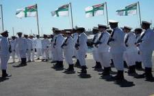 FILE: South African Navy. Picture: EWN.