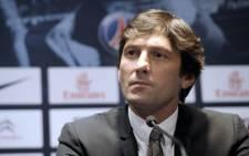 PSG sporting director, Leonardo. Picture: AFP
