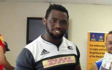 The Stormers' Siya Kolisi. Picture: @THESTORMERS/Twitter
