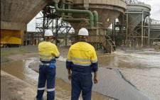 FILE: Rio Tinto's Richards Bay Minerals operation. Picture: riotinto.com