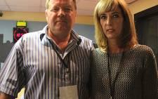 FILE: Thomas Ferreira's parents Paul and Priscilla. Picture: EWN