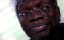 The former Constitutional Court chief justice died at Milpark Hospital on Wednesday after a long illness. Picture: SAPA