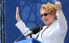 FILE: Outgoing DA leader Helen Zille. Picture: Mia Lindeque/EWN.