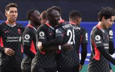 Liverpool ended a three-month wait for an away win in the Premier League in record fashion with a 7-0 thrashing of Crystal Palace. Picture: Twitter @LFC.