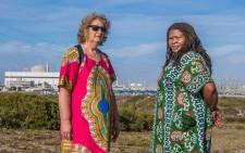 South Africa's Liz McDaid and Makoma Lekalakala received the 2018 Goldman Environmental Prize for the work which prevented a nuclear deal between SA and Russia. Picture: goldmanprize.org