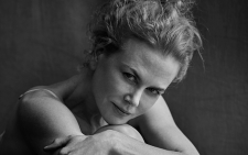 Actress Nicole Kidman features in the 2017 Pirelli calendar. Picture: Peter Lindbergh for Pirelli.