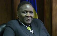 National Police Commissioner General Riah Phiyega. Picture: Christa van der Walt/EWN.