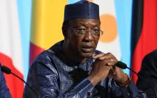 FILE: Chad President Idriss Deby. Picture: AFP
