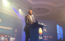 Democratic Alliance leader Mmusi Maimane. Picture: Reinart Toerien/EWN