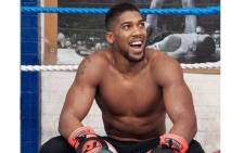 Boxer Anthony Joshua. Picture: Instagram/anthony_joshua