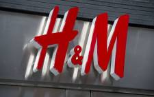 An H&M store. Picture: AFP