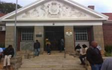 The Bredasdorp Magistrates Court. Picture: EWN.