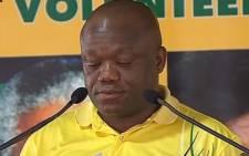 FILE: A screengrab of KZN ANC chair Sihle Zikalala.