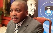 FILE: Nkosinathi Biko, son of Black Consciousness Movement leader Steve Biko. Picture: EWN