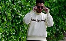 Spanish rapper Anton Alvarez known as 'C. Tangana' poses in Madrid on April 29, 2021.  Picture: JAVIER SORIANO / AFP