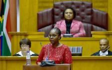 Communications Minister Ayanda Dlodlo. Picture: GCIS.