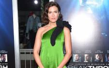 US actress Mandy Moore arrives for the 'Breakthrough' Los Angeles premiere at Regency Village Theatre in Westwood, California, on 11 April 2019. Picture: AFP