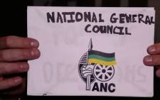 The ANC's NGC broken down. Picture: Screengrab