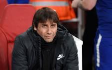 Chelsea manager Antonio Conte. Picture: Facebook.