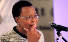 Nelson Mandela's widow Graca Machel. Picture: Sebabatso Mosamo/EWN