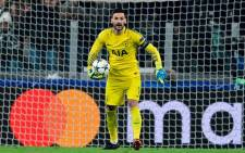 FILE: Tottenham Hotspur goalkeeper Hugo Lloris. Picture: Facebook.