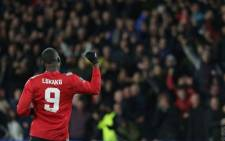 FILE: Manchester United's Romelu Lukaku has scored seven goals in six appearances against Bournemouth. Picture: @ManUtd/Twitter.