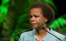 Political activist Mamphela Ramphele says government must be forced to hold itself more accountable. Picture: AFP