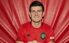 Manchester United's Harry Maguire. Picture: @ManUtd/Twitter.