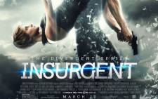 FILE: Insurgent movie poster. Picture: Divergent series Facebook page