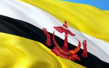 The flag of Brunei. Picture: pixabay.com