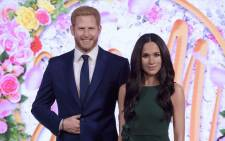 Madame Tussauds in London has unveiled waxworks of Prince Harry and Meghan Markle. Picture: madametussauds.com/london