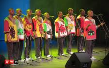 Ladysmith Black Mambazo celebrate 55 years of performing at their latest concert held at The Lyric Theatre, Gold Reef City. Picture:  Louise McAuliffe/EWN