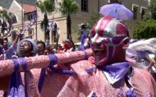 FILE: Minstrel groups have often butted heads with the city over various issues including funding. Picture: EWN.